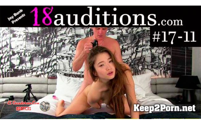 Manyvids - 18Audition - JayBankPresents - 17-11 18yo Asian Creampie