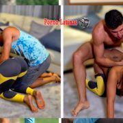 CatchingGoldDiggers - Fucking A 18yo Thai Yoga Student